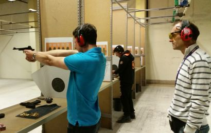 Shooting Course