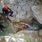 stag-canyoning